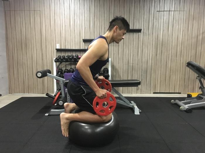 健身房滑雪訓練/Xuan瘋運動教室/GYM/平衡訓練/瑞士球平衡訓練