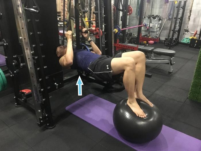 健身房滑雪訓練/Xuan瘋運動教室/GYM/平衡訓練/TRX 倒吊抗力球平衡
